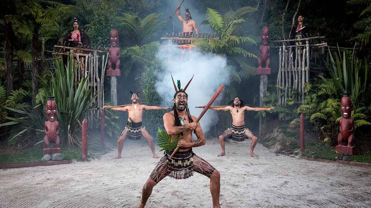 Tamaki Maori Village - Things To Do In Rotorua