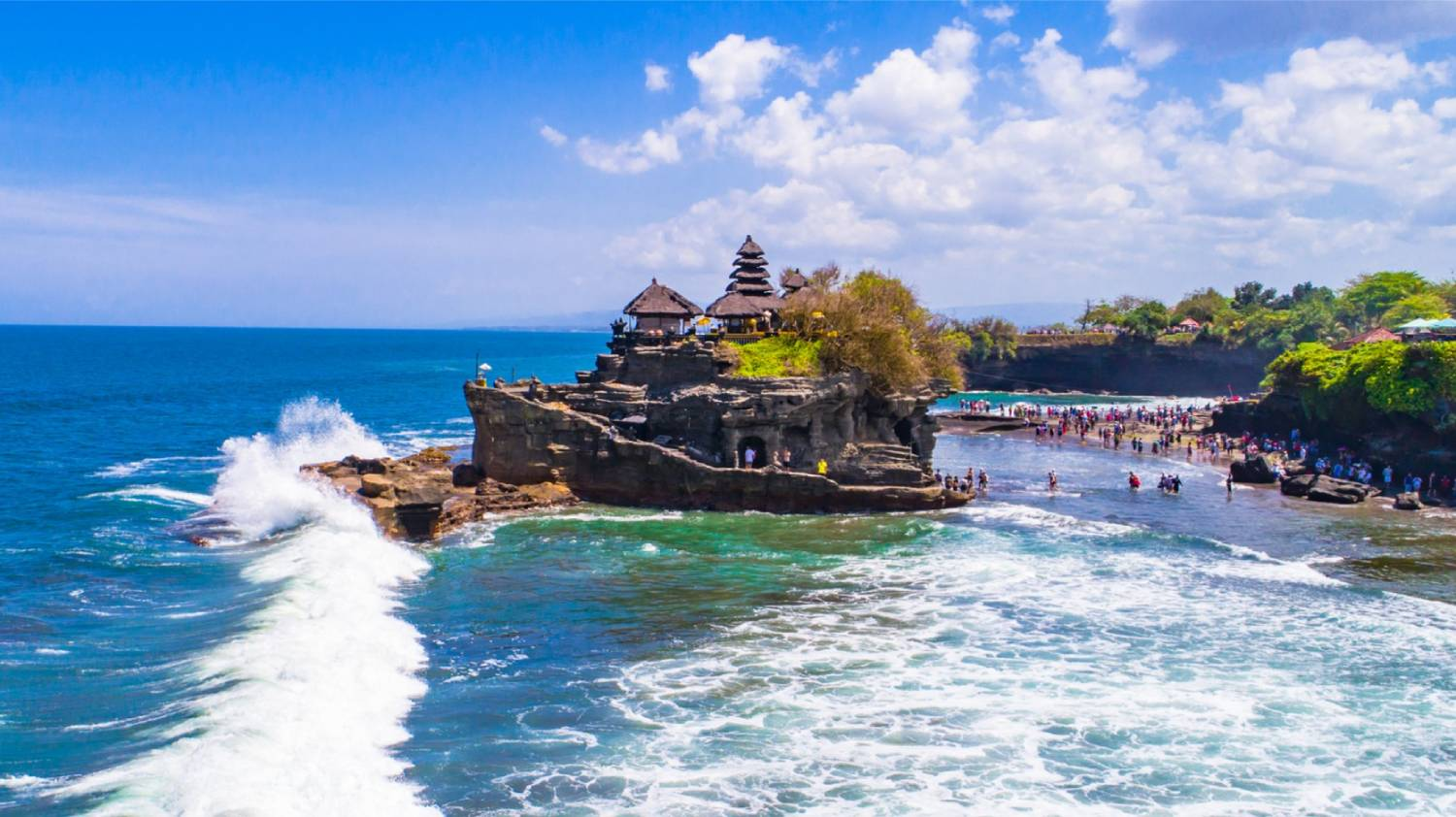 Tanah Lot Temple - Things To Do In Bali