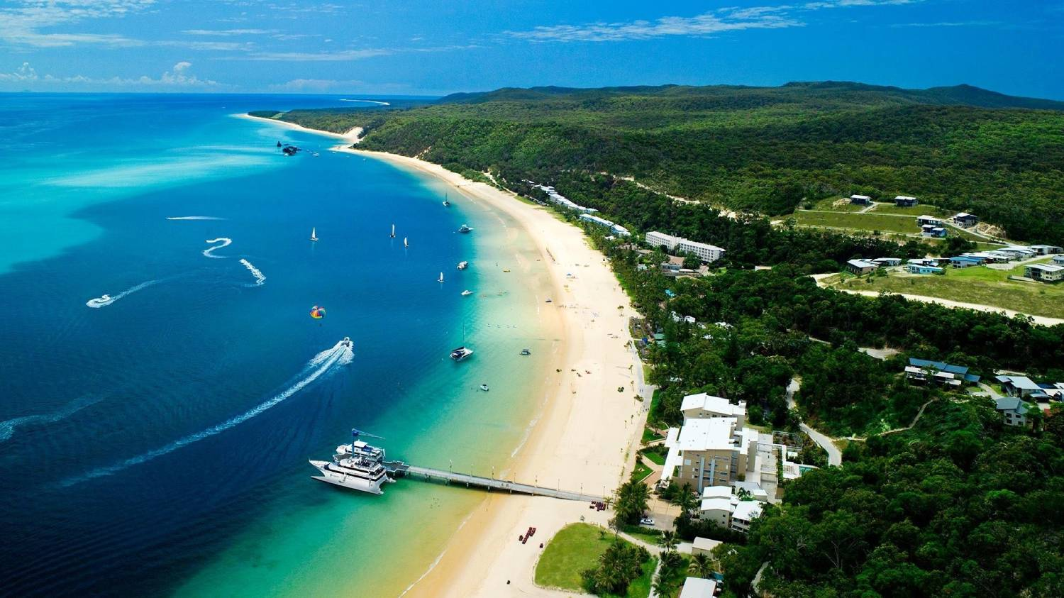 Tangalooma Resort - Things To Do In Brisbane