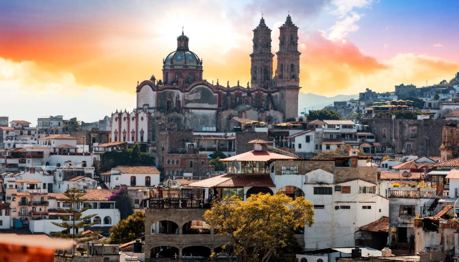 Taxco - The Best Places To Visit In Mexico