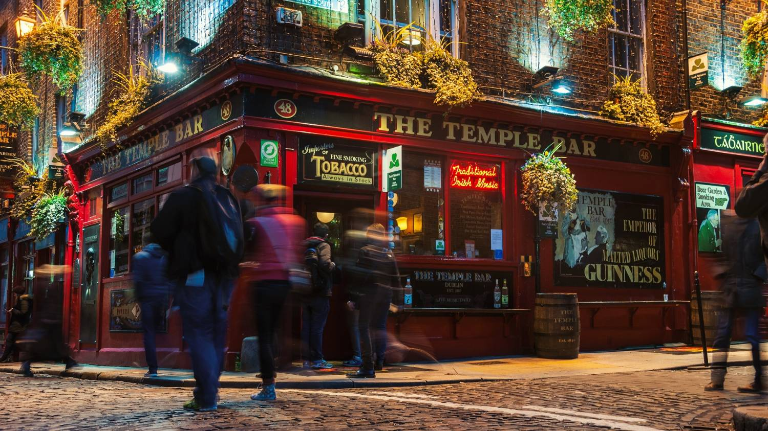 Temple Bar - Things To Do In Dublin