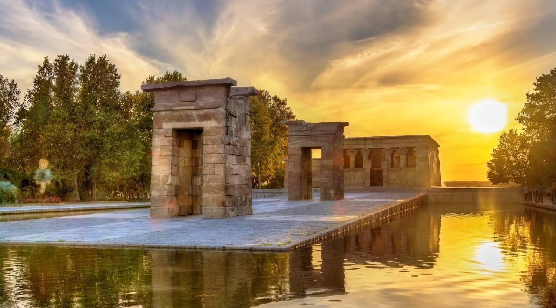 Temple of Debod (Templo de Debod) - Things To Do In Madrid