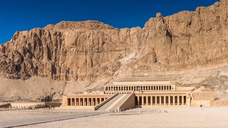 Temple of Hatshepsut (Deir el-Bahari) - Things To Do In Luxor
