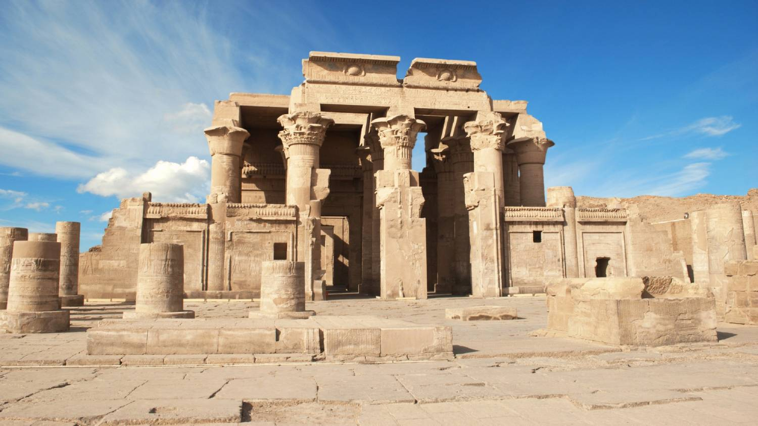 Temple of Kom Ombo - Things To Do In Aswan