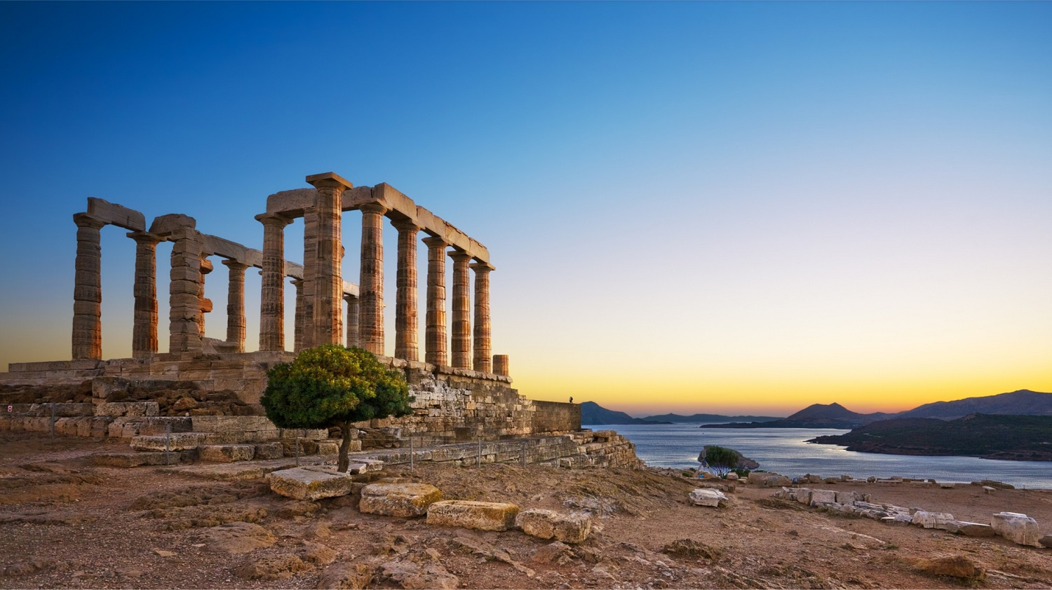 Temple of Poseidon - Things To Do In Athens