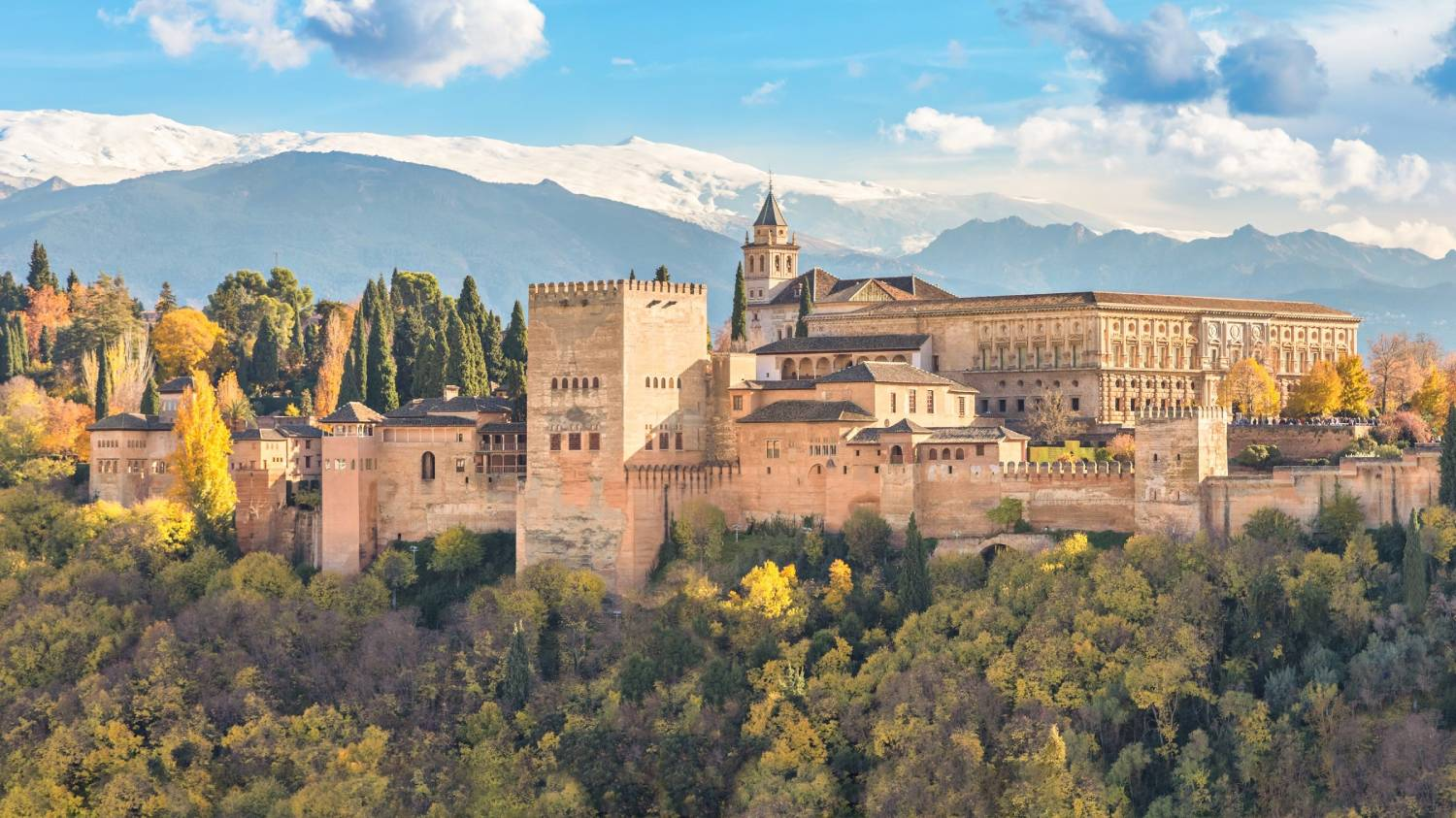 The Alhambra - Things To Do In Granada