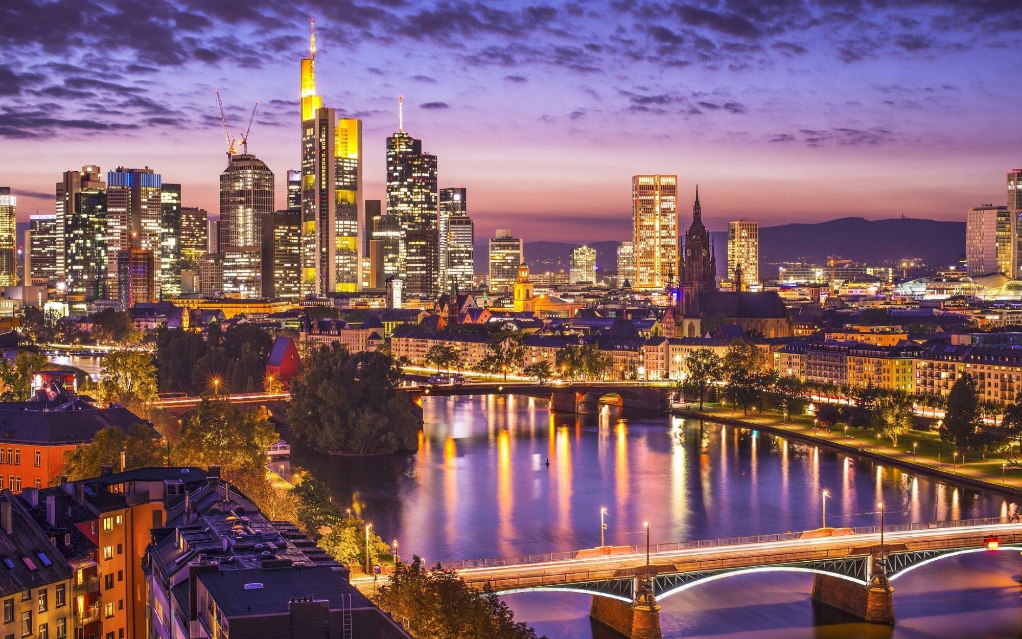 The Best Things To Do In Frankfurt