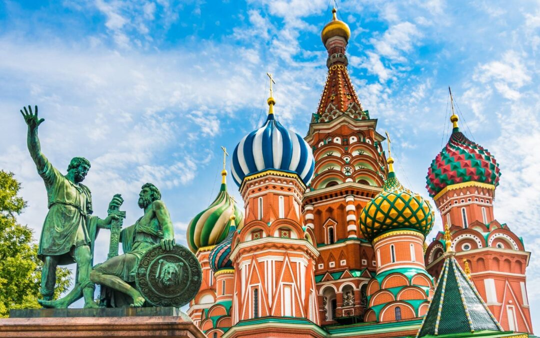 The Best Things To Do In Moscow
