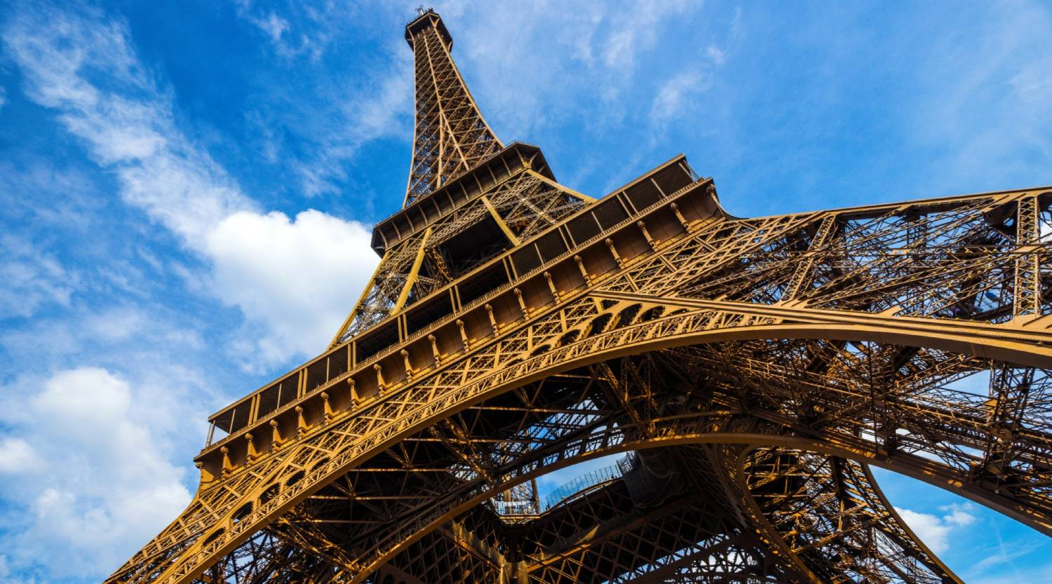 The Eiffel Tower - Things To Do In Paris