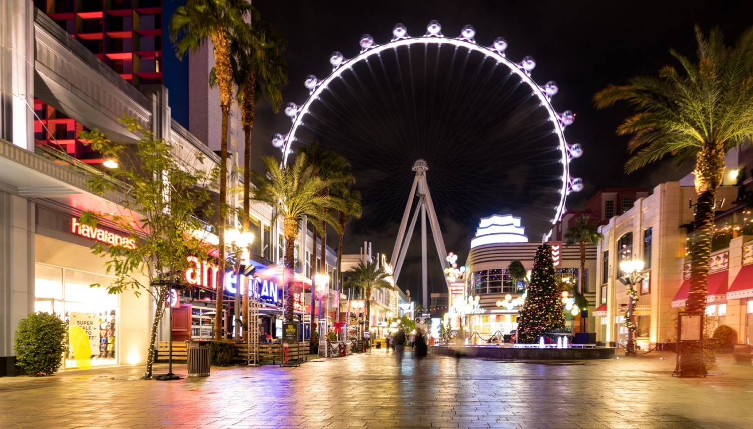 The LINQ - Things To Do In Las Vegas