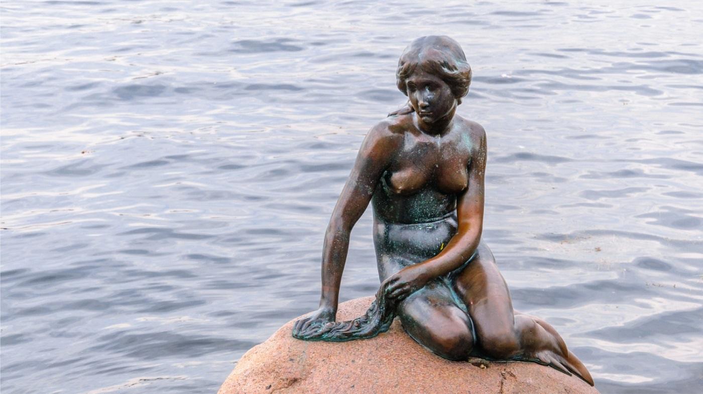 The Little Mermaid (Den Lille Havfrue) - Things To Do In Copenhagen