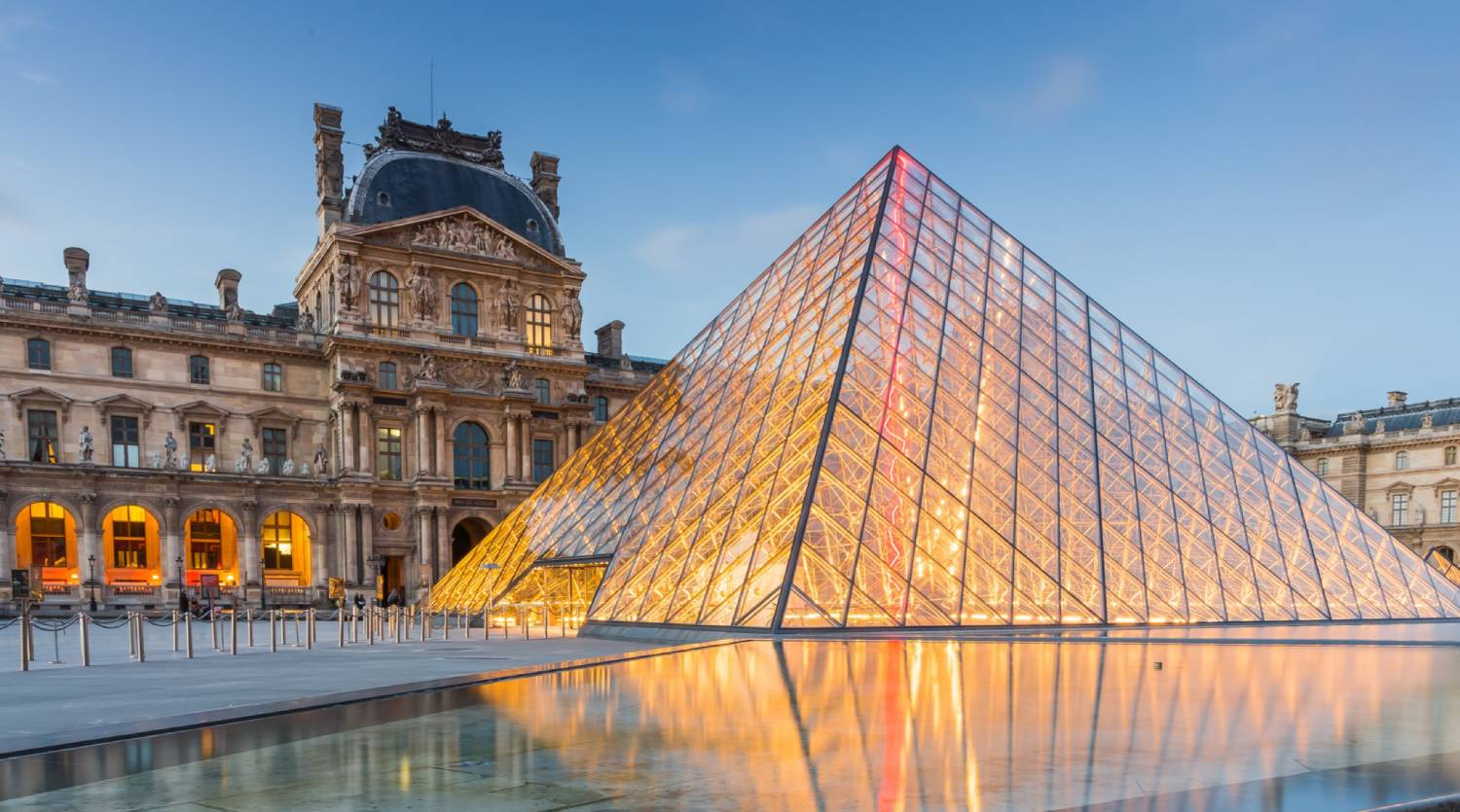 The Louvre - Things To Do In Paris