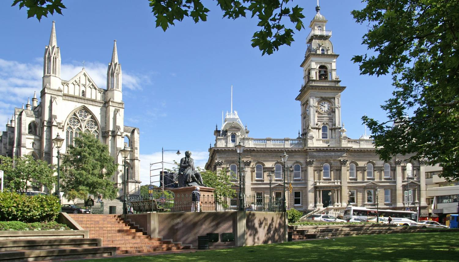 The Octagon - Things To Do In Dunedin