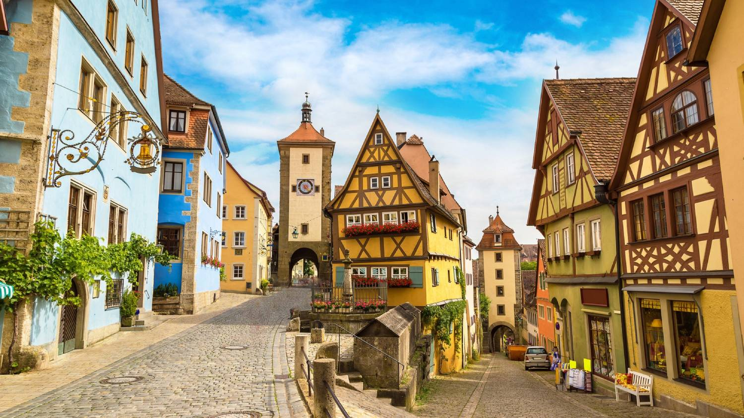 The Romantic Road- Things To Do In Frankfurt