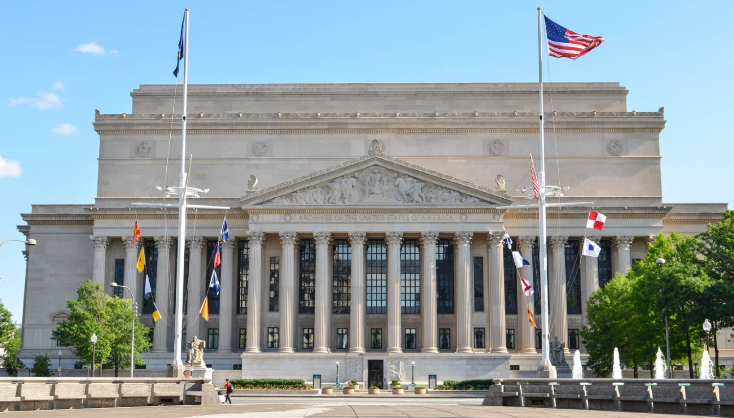 The US National Archives - Things To Do In Washington, D.C.