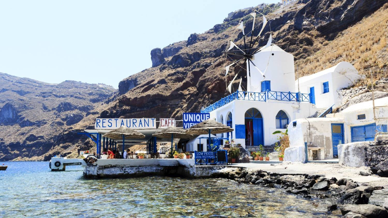 Thirassia - Things To Do In Santorini