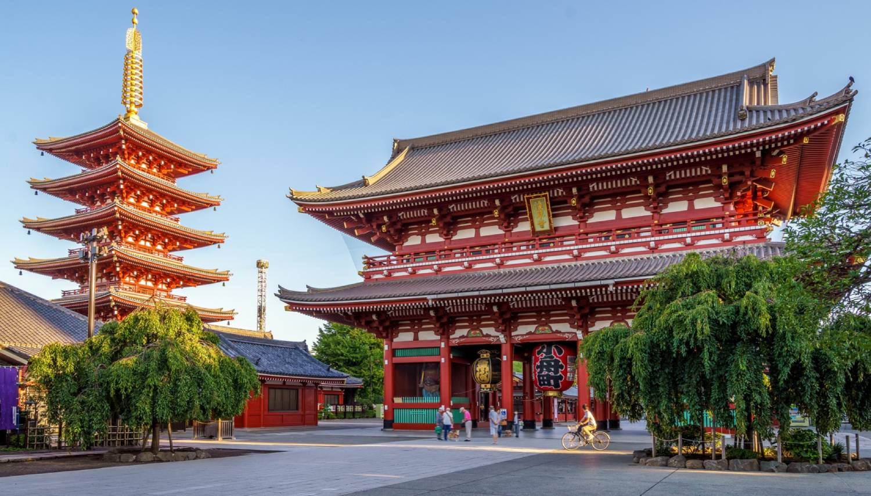 Thunder Gate (Kaminarimon) - Things To Do In Tokyo