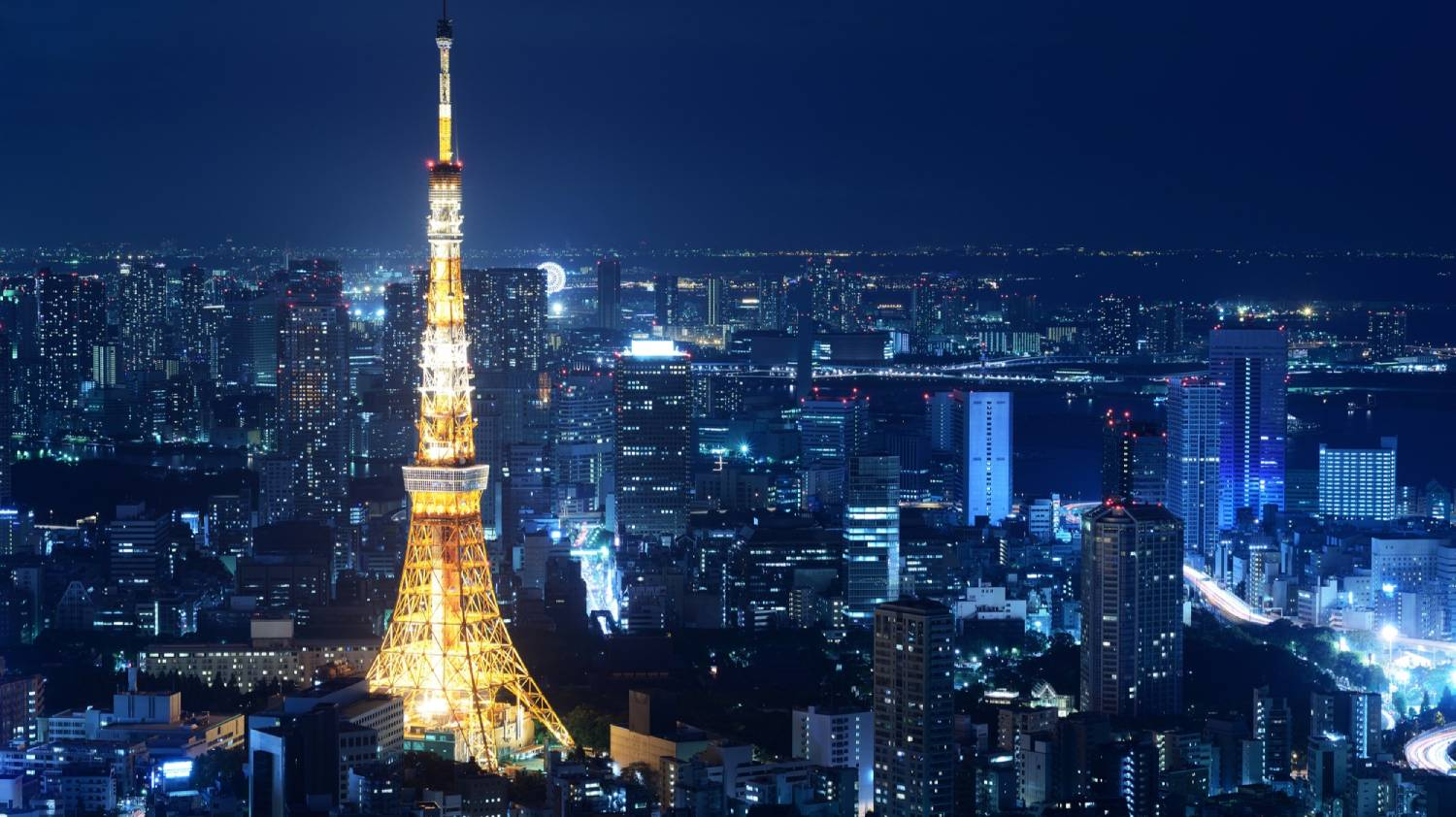 Tokyo Tower - Things To Do In Tokyo