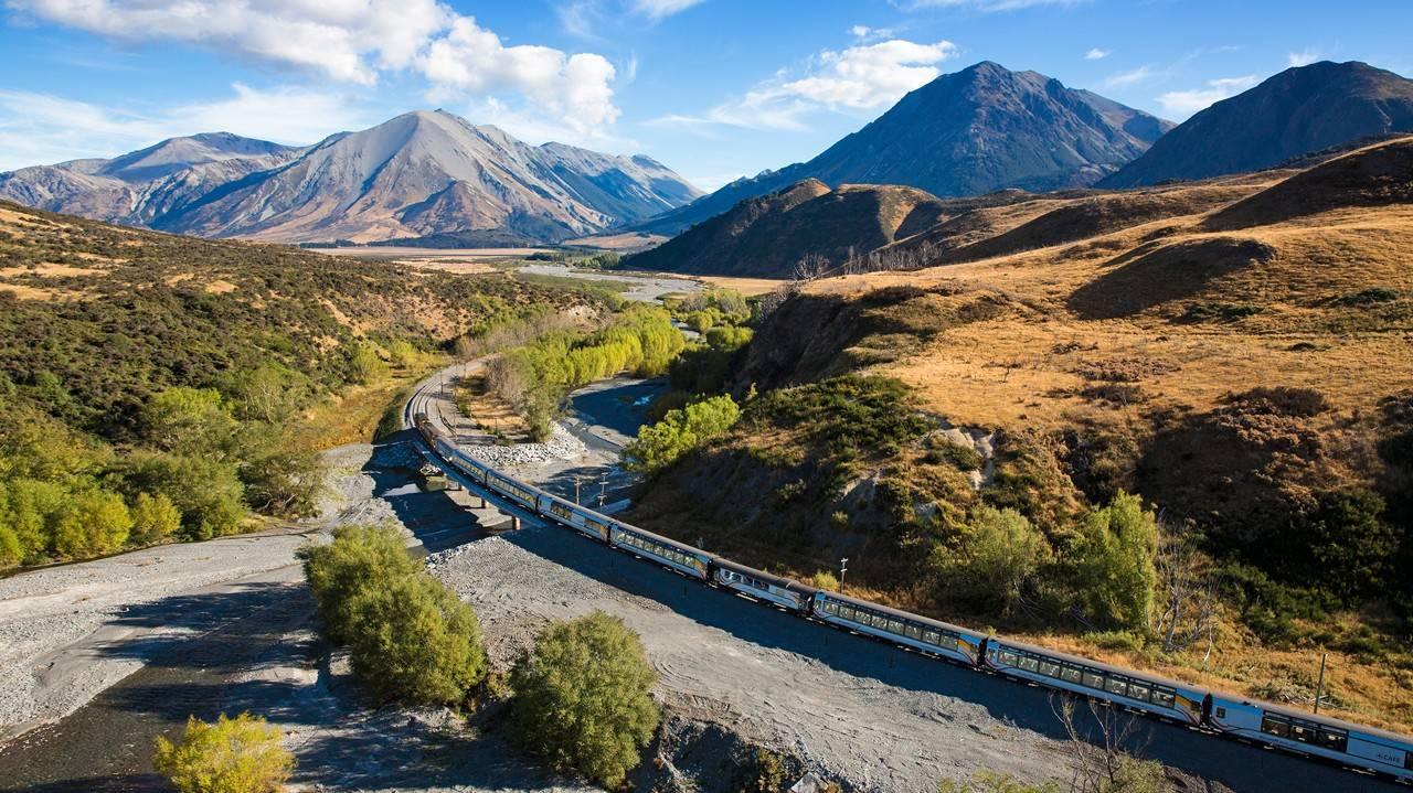 TranzAlpine Train - Things To Do In Christchurch