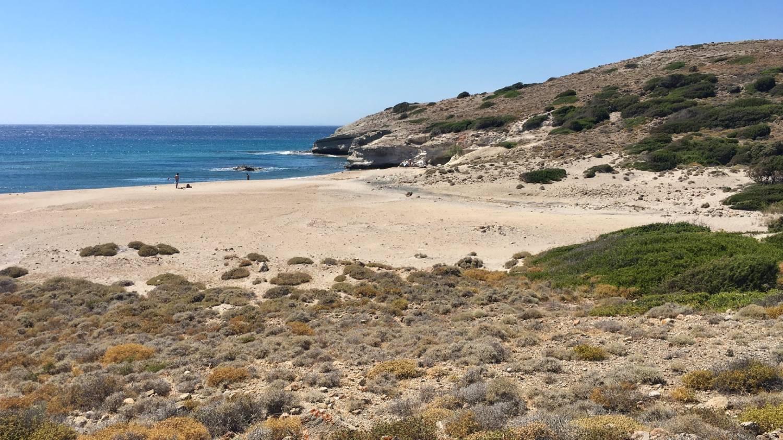 Triades Beach - Things To Do In Milos