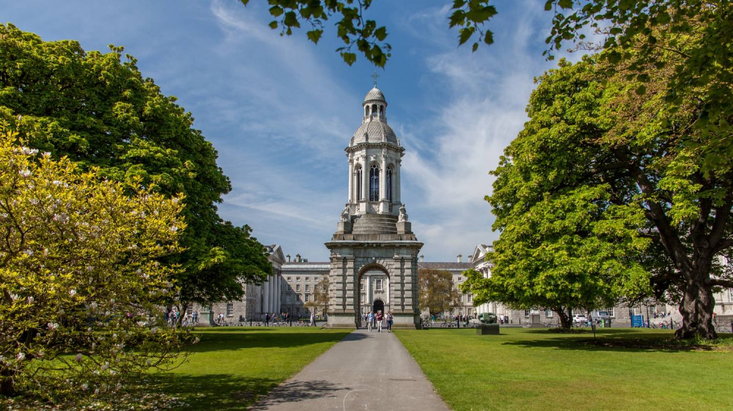 Trinity College - Things To Do In Dublin