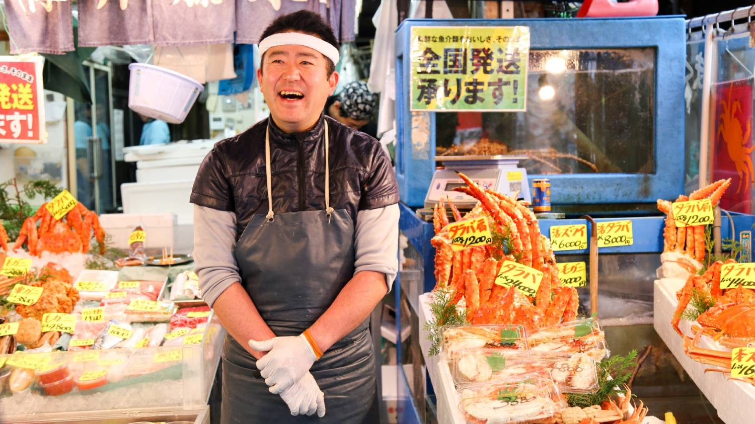 Tsukiji Outer Market - Things To Do In Tokyo