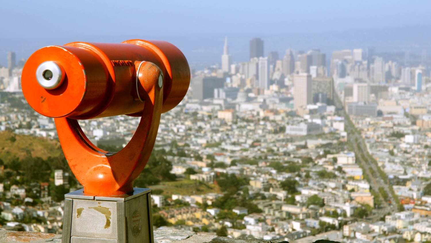 Twin Peaks - Things To Do In San Francisco