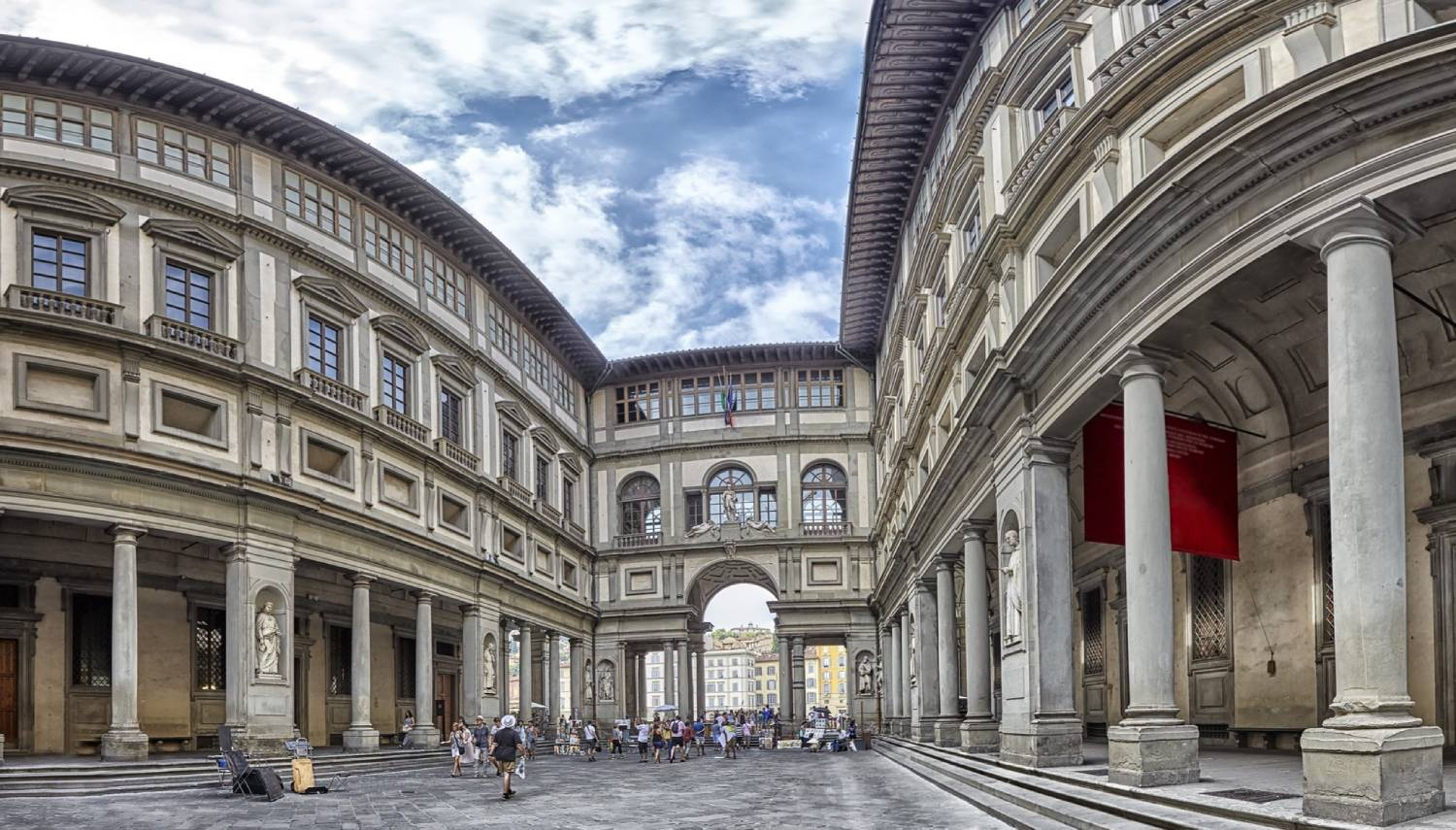 Uffizi Gallery - Things To Do In Florence