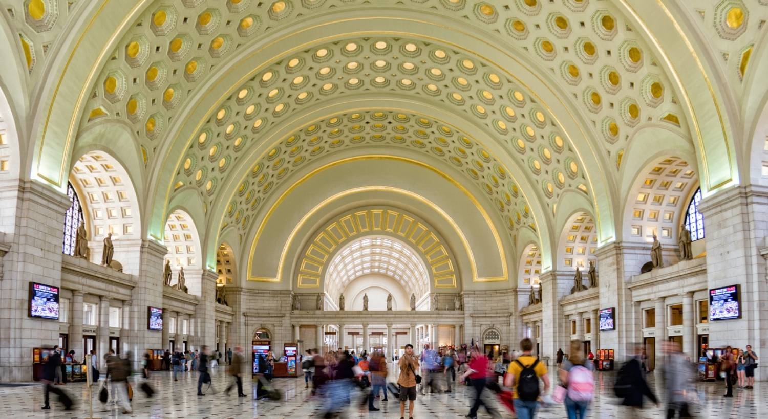 Union Station - Things To Do In Washington, D.C.