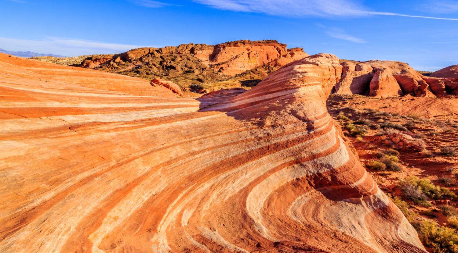 Valley of Fire - Things To Do In Las Vegas