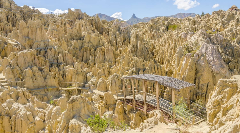 Valley of the Moon (Valle de La Luna) - Things To Do In La Paz