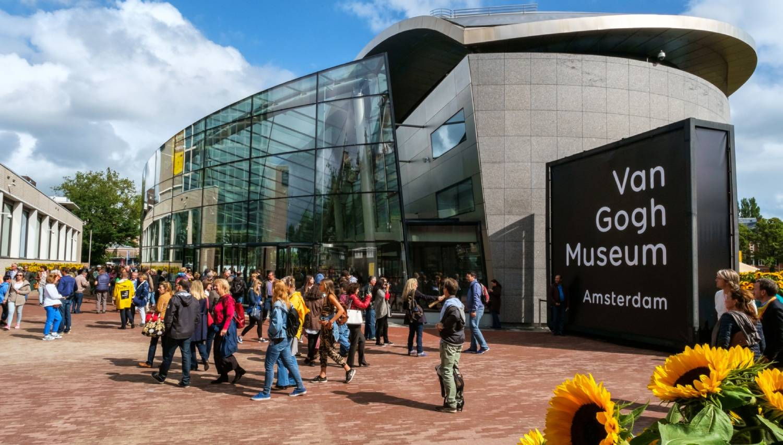 Van Gogh Museum - Things To Do In Amsterdam