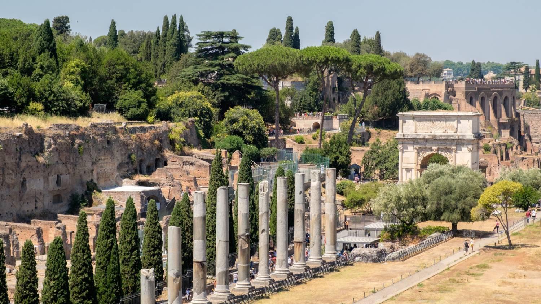 Via Sacra - Things To Do In Rome