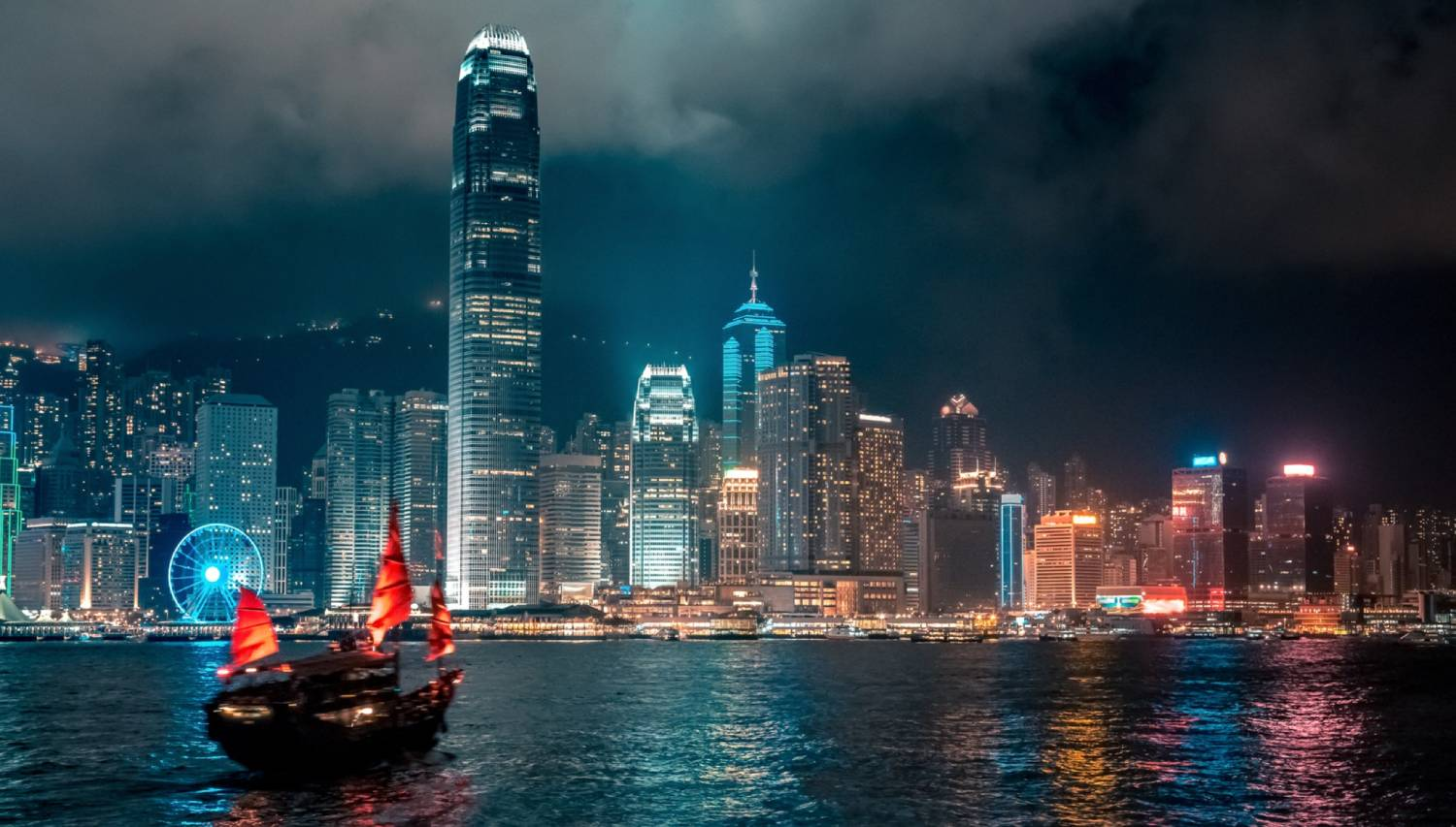 Victoria Harbour - Things To Do In Hong Kong