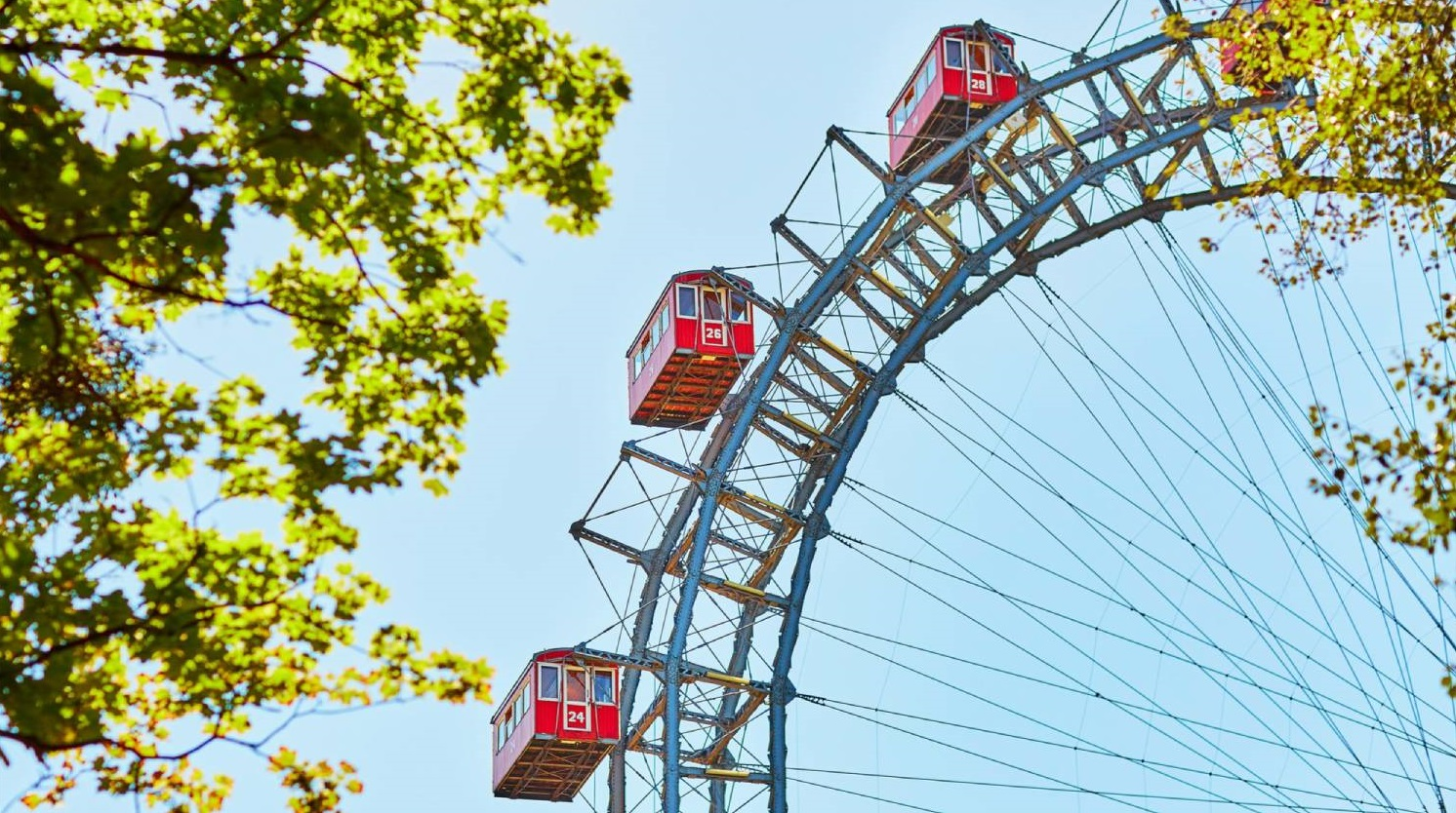 Vienna Prater Park- Things To Do In Vienna