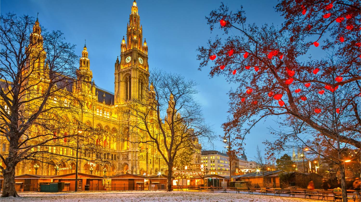 Vienna Town Hall (Rathaus) - Things To Do In Vienna