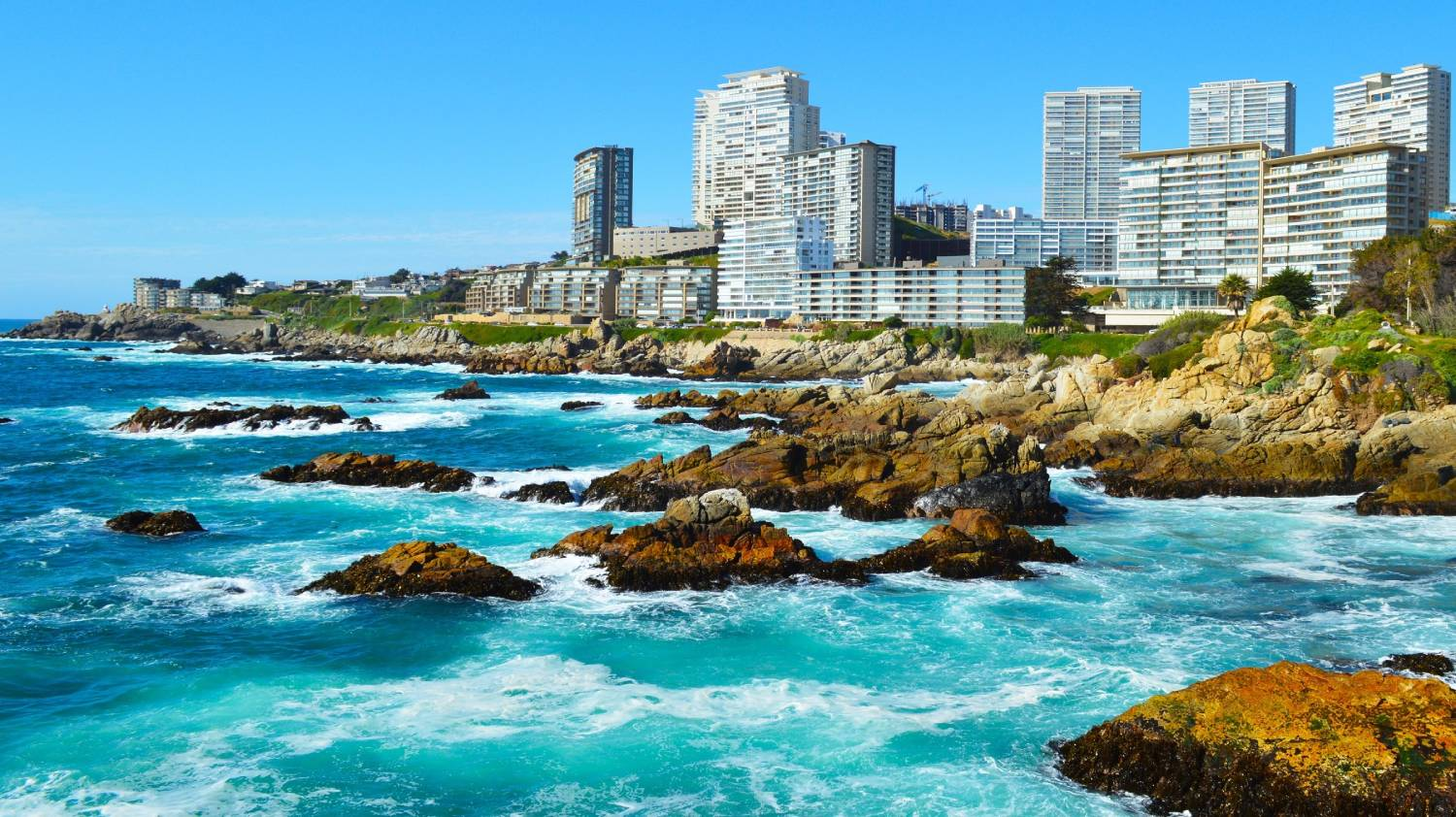 Vina Del Mar - The Best Places To Visit In Chile
