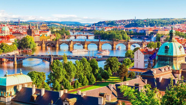 Vltava River - Things To Do In Prague