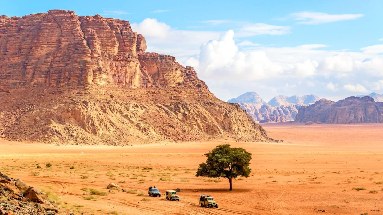 Wadi Rum - Things To Do In Amman