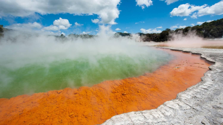 Wai-O-Tapu Thermal Wonderland - Things To Do In Rotorua