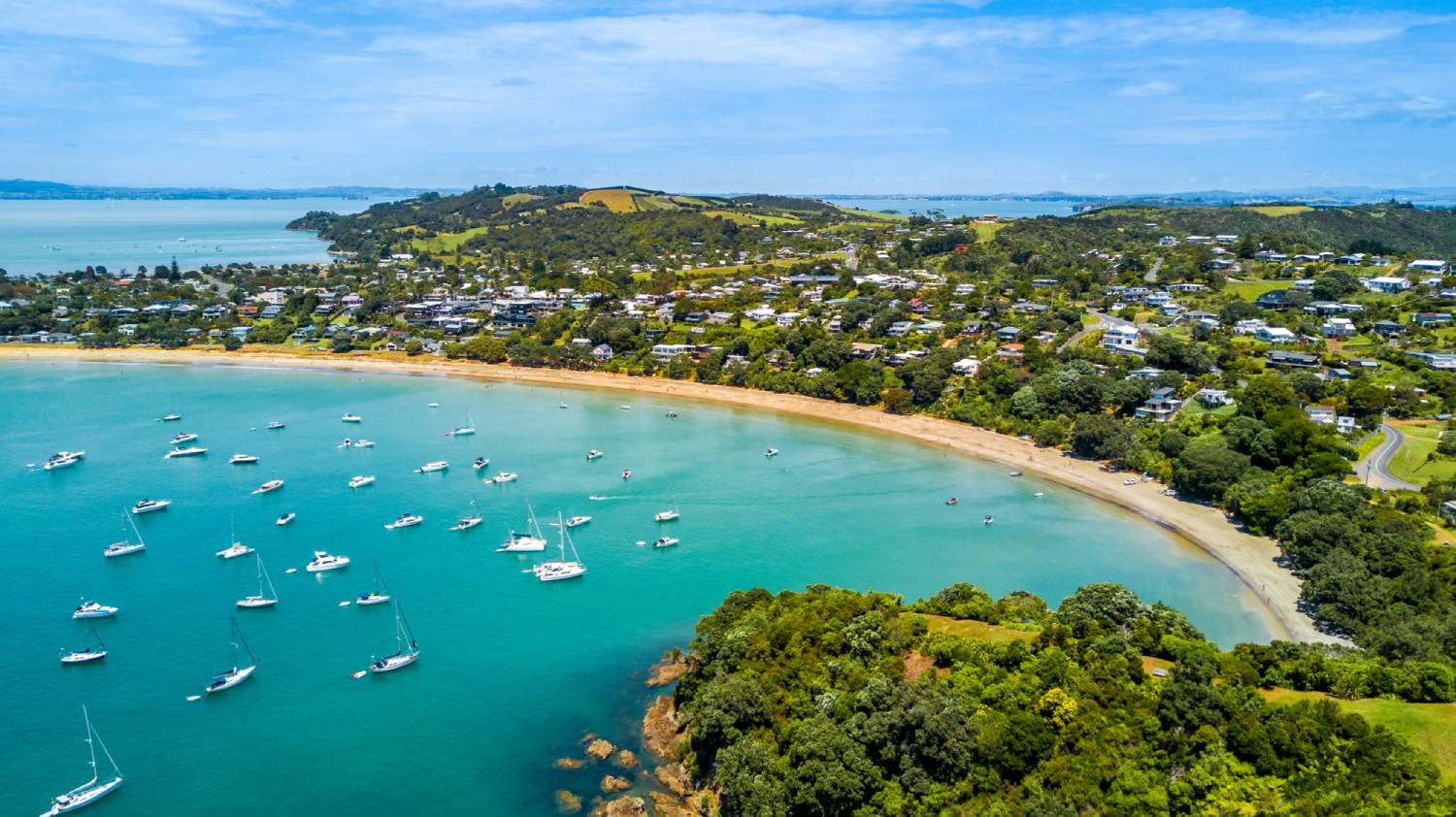 Waiheke Island - The Best Places To Visit In New Zealand