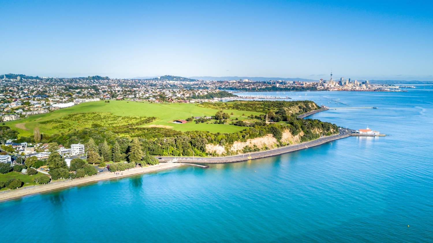 Waitemata Harbour - Things To Do In Auckland