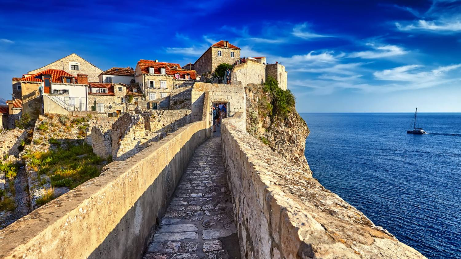 Walls of Dubrovnik - Things To Do In Dubrovnik