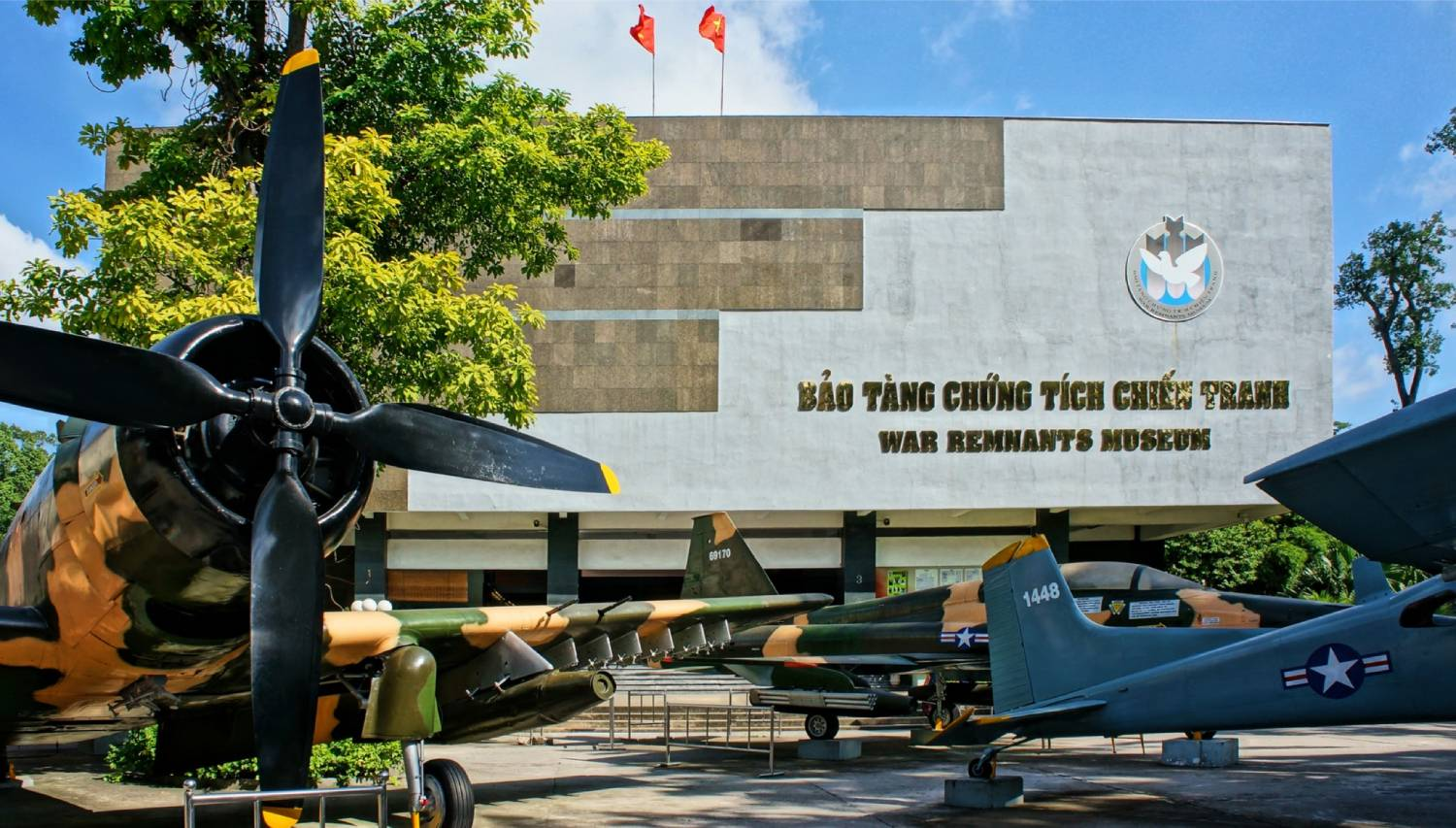 War Remnants Museum - Things To Do In Ho Chi Minh City