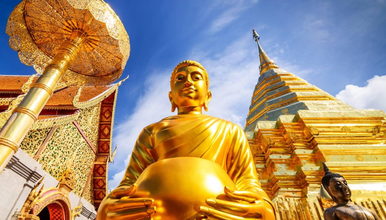 Wat Phra That Doi Suthep - Things To Do In Chiang Mai