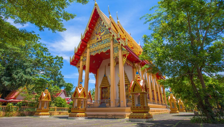 Wat Phra Thong - Things To Do In Phuket