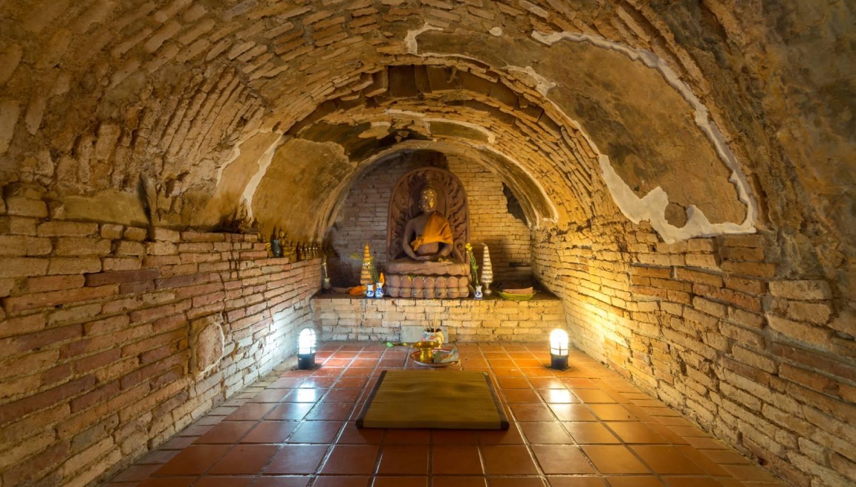 Wat Umong - Things To Do In Chiang Mai