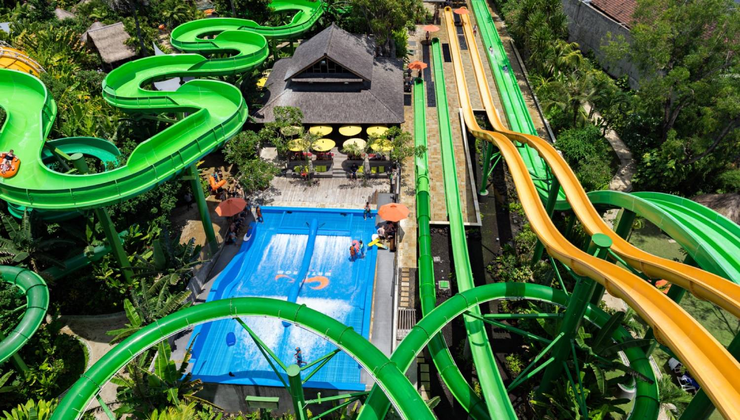 Waterbom Bali - Things To Do In Bali