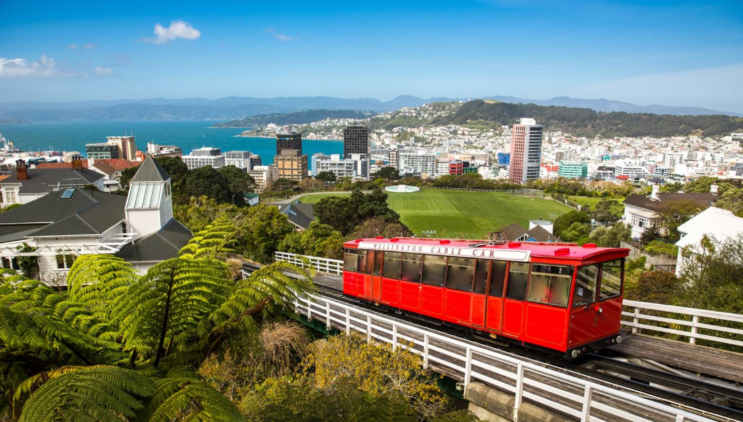 Wellington Cable Car - Things To Do In Wellington