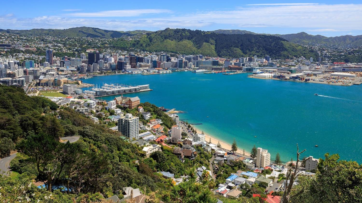 Wellington - The Best Places To Visit In New Zealand